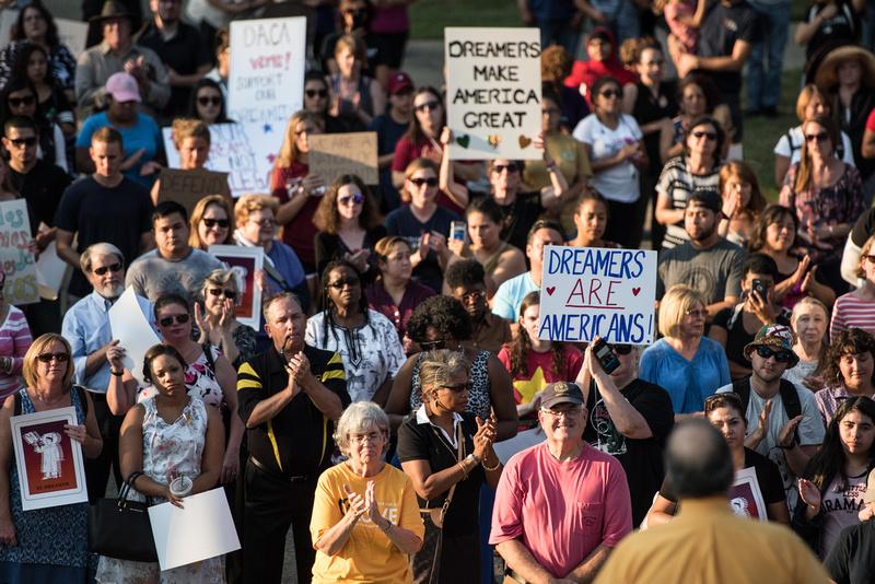 Daca Prayer Vigil Photos Columbia SC 127518