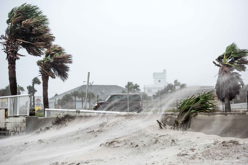 Hurricane Irma Daytona Beach Fl 131301 2