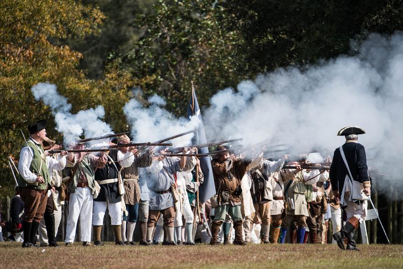 camden revolutionary war field days photos 182653