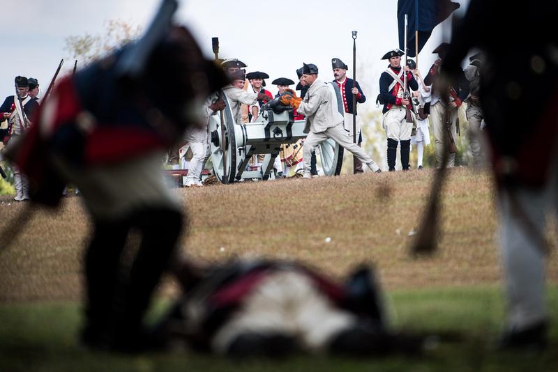 camden revolutionary war field days photos 182792