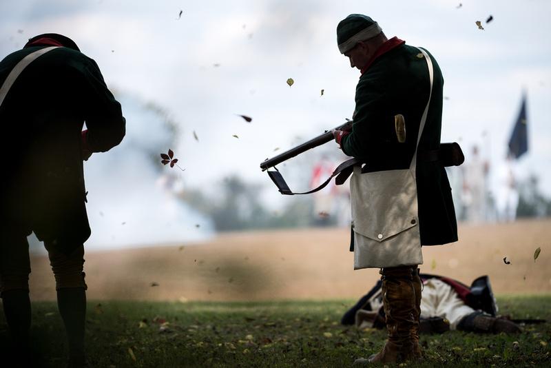 camden revolutionary war field days photos 182902