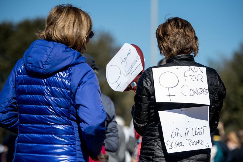 womens march charleston 2018 011920