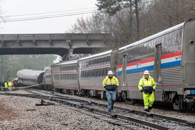 amtrak train wreck cayce sc columbia  025388
