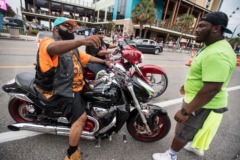 memorial day weekend black bike week 008270