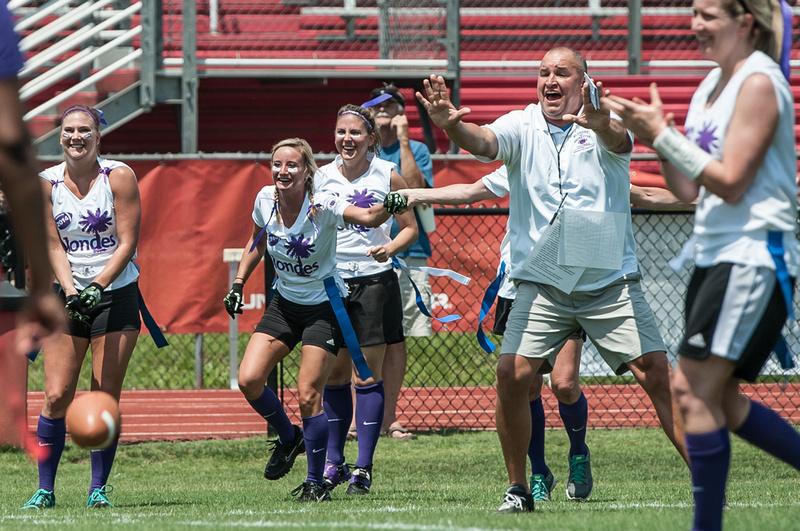 Flag Football Photos - Columbia SC