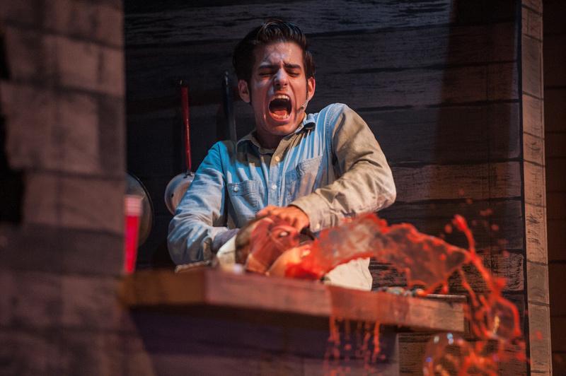 Evil Dead - The Musical - Trustus Theatre - Columbia SC