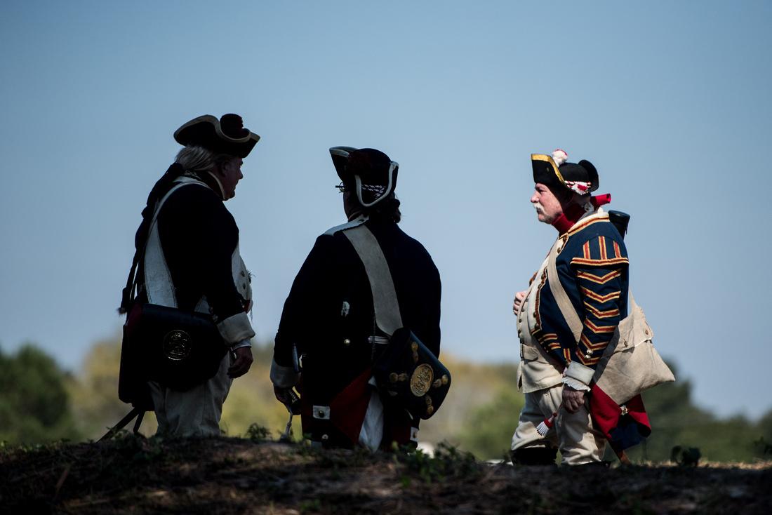 camden revolutionary war field days photos 182512