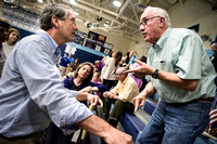 Rep. Mark Sanford Holds Constituent Town Hall In South Carolina 14362