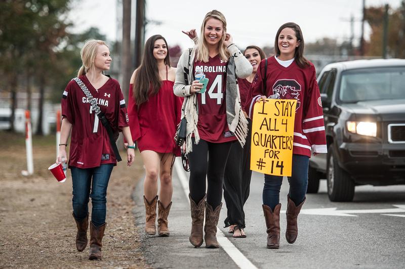 South Carolina vs. Coastal Carolina Photos