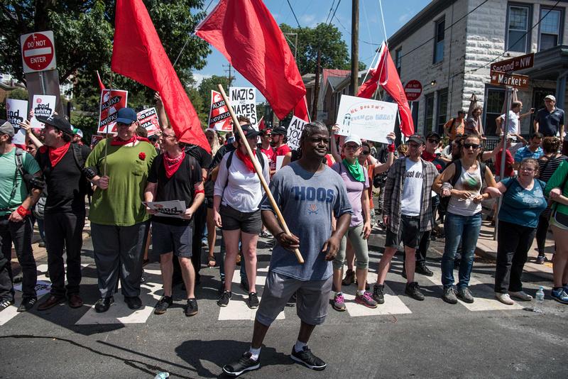 Unite the Right Charlottesville photos Alt right kkk nazi 104667