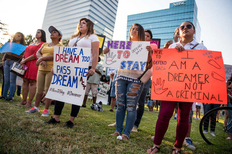 Daca Prayer Vigil Photos Columbia SC 127446
