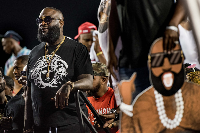 Fourth of July Rick Ross Jeezy Plies Concert 62445