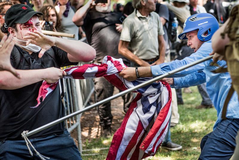 Unite the Right Charlottesville photos Alt right kkk nazi 104649-3