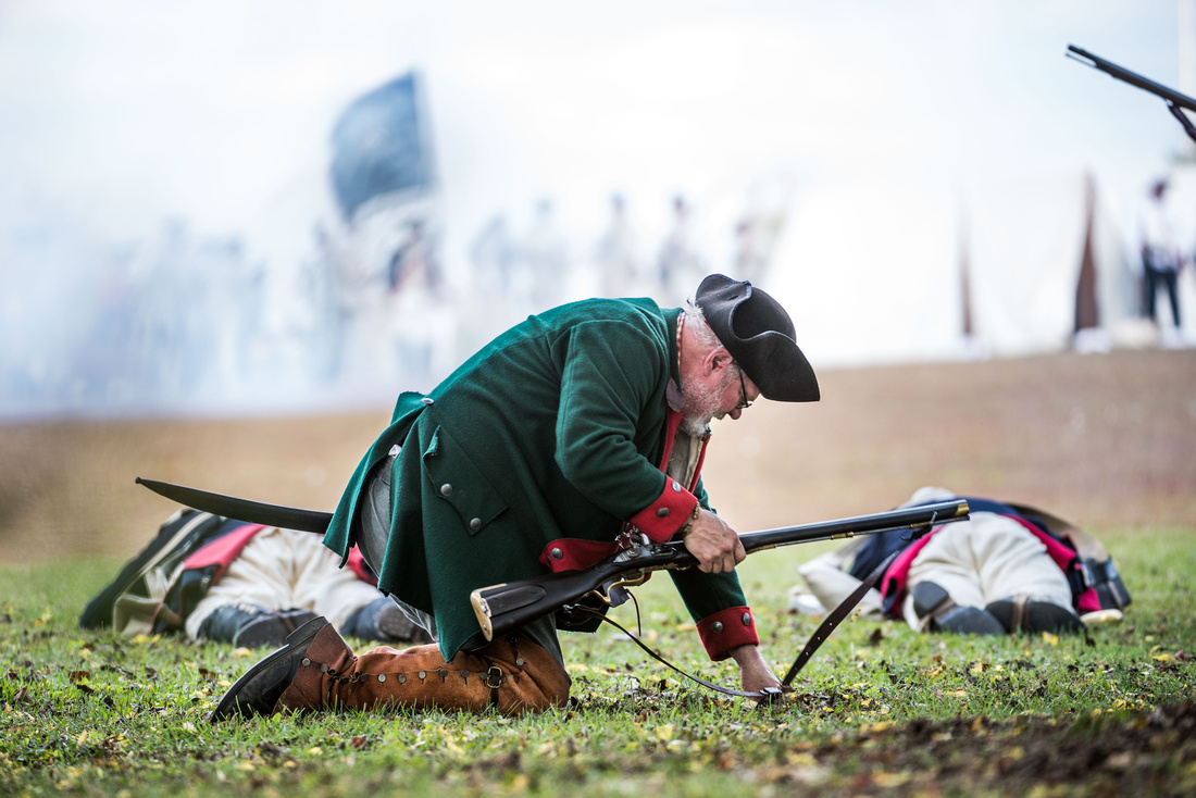 camden revolutionary war field days photos 182860