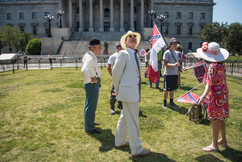 Confederate Memorial Day Photos Columbia SC 22679