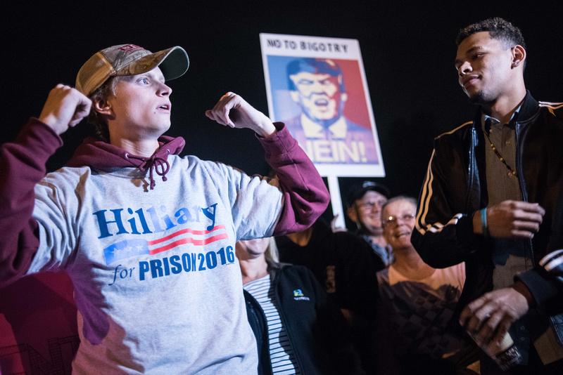 Trump protest columia sc photos 15141
