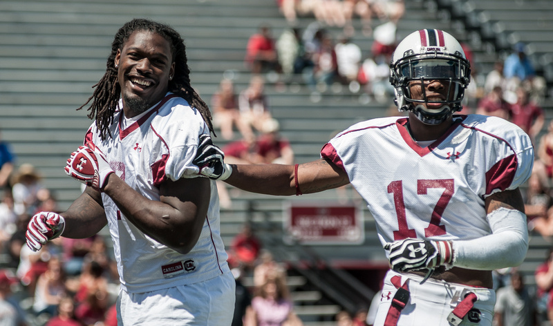 South Carolina Spring Game - Photos - 2013 - Clowney