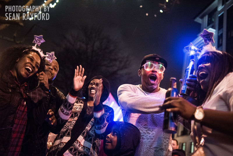 Famously Hot New Years in Columbia, SC Photos
