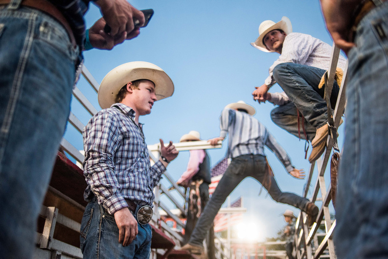 RODEO  by Columbia Sc photographer Sean Rayford