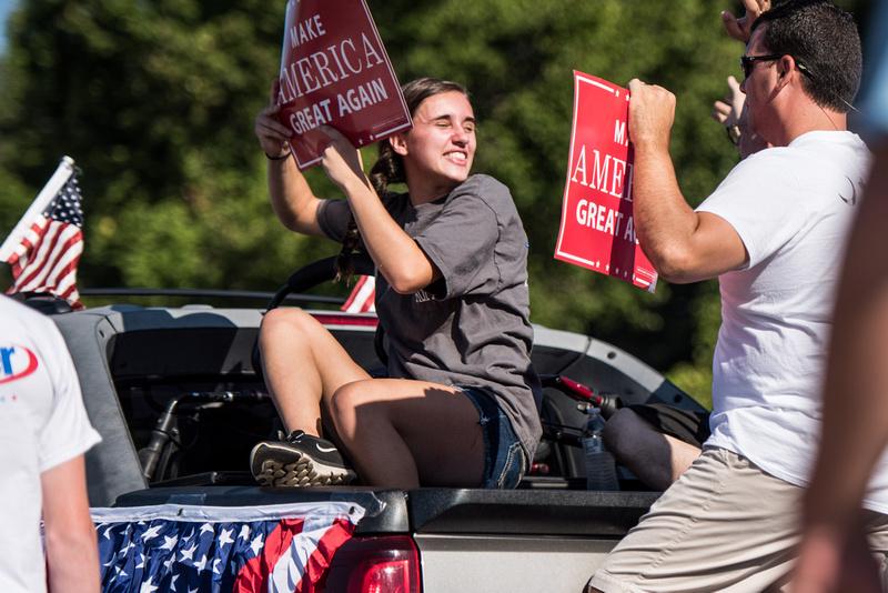 Chapin Labor Day Parade DACA protest Photos 126468