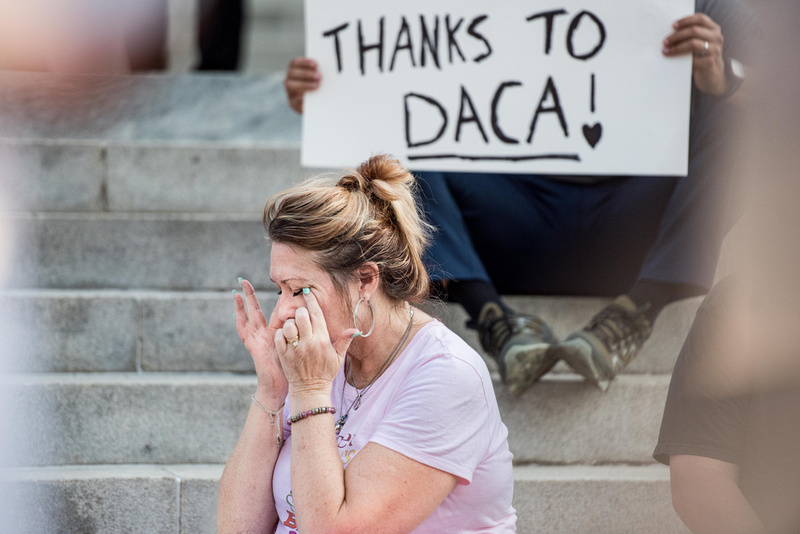 Daca Prayer Vigil Photos Columbia SC 127381-2