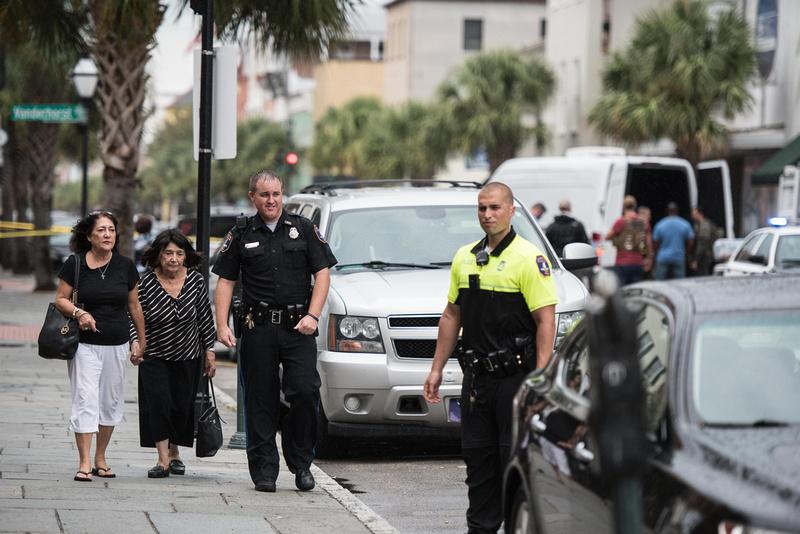 Virginias on King Charleston shooting 119114