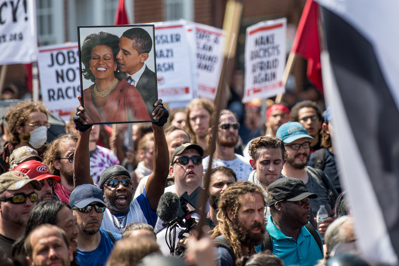 Unite the Right Charlottesville photos Alt right kkk nazi 105145
