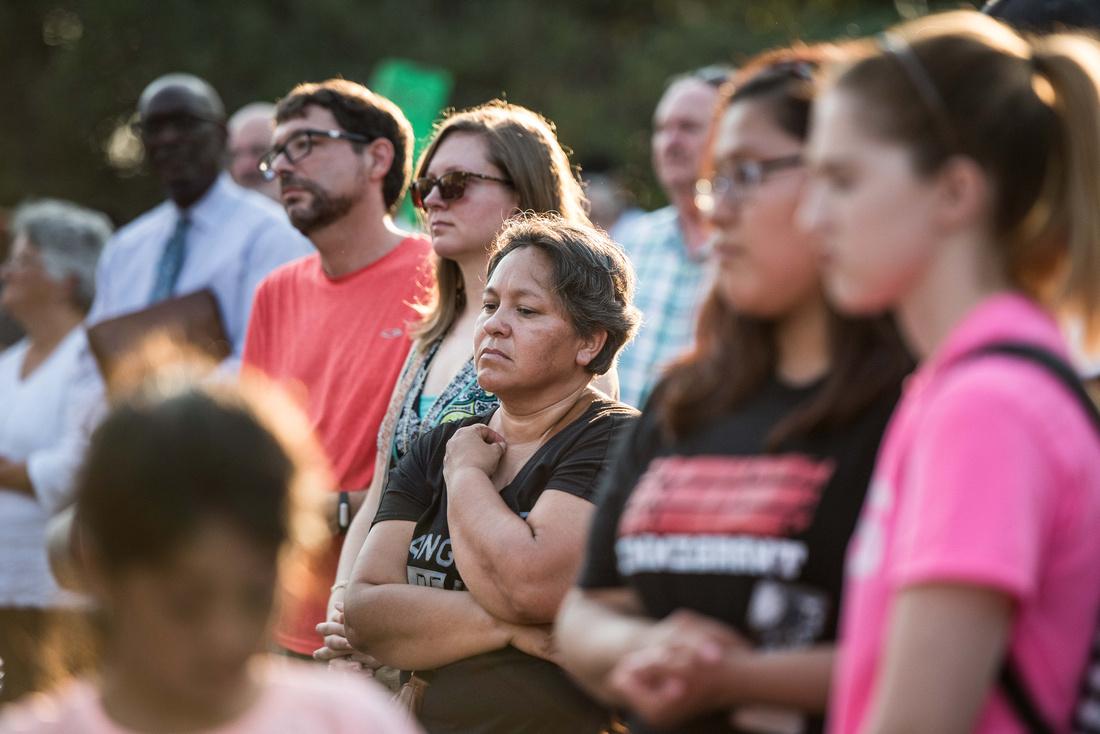 Daca Prayer Vigil Photos Columbia SC 127455
