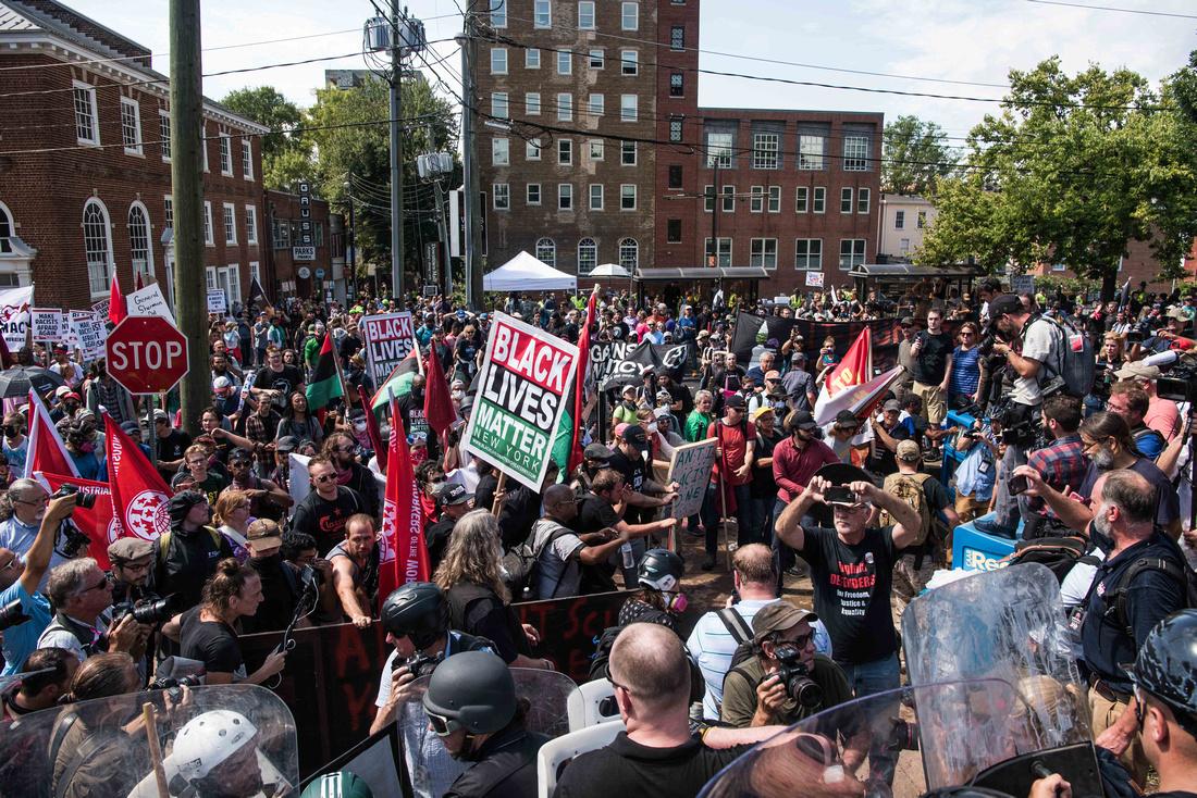 Unite the Right Charlottesville photos Alt right kkk nazi 104023
