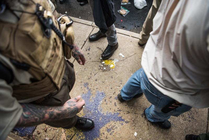 Unite the Right Charlottesville photos Alt right kkk nazi 103791