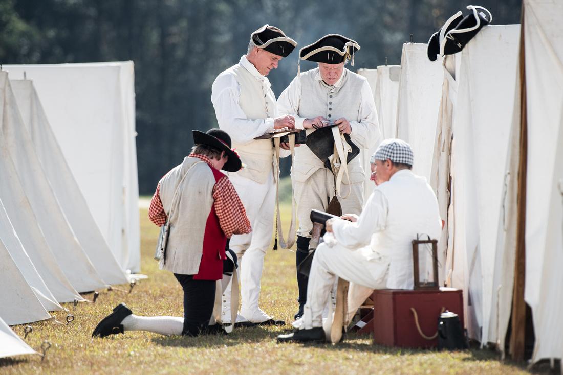 camden revolutionary war field days photos 182254