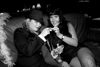 South Carolina Photographer - Gangster Party Oct 2012