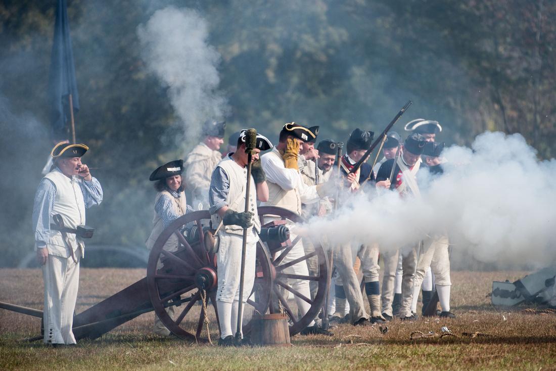 camden revolutionary war field days photos 182716