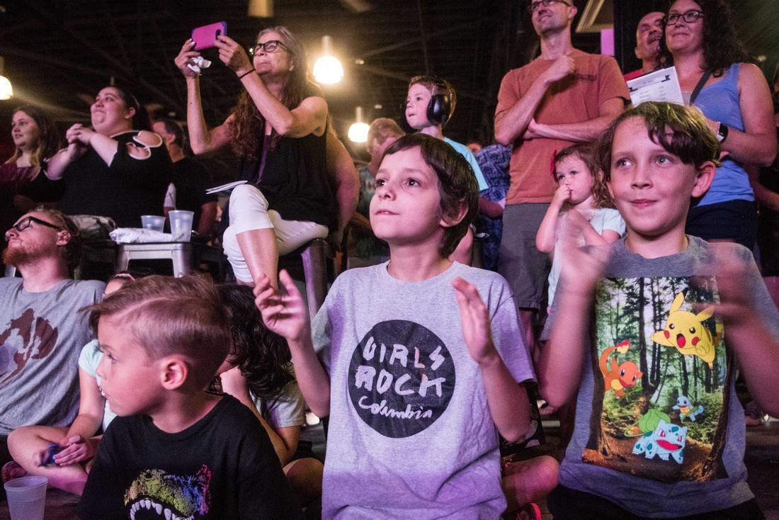 Girls Rock columbia sc photos july 2017  76506