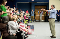 Rep. Mark Sanford Holds Constituent Town Hall In South Carolina 14155