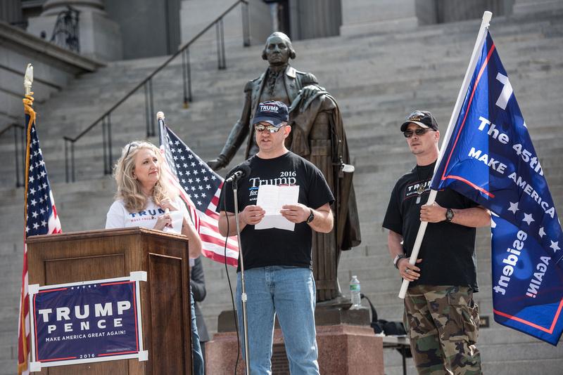 Trump Rally Columbia SC Photos 01872
