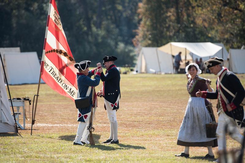 camden revolutionary war field days photos 182378