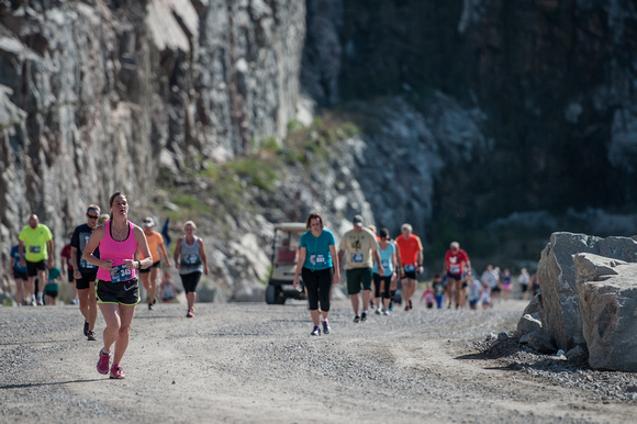 Quarry Crusher Run Photos - Columbia SC
