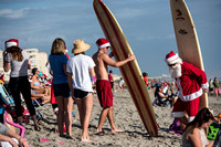 surfin santas by columbia sc photographer  0954