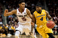 Missouri South Carolina Basketball